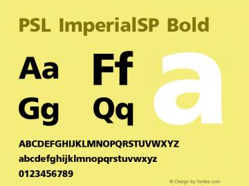 PSL ImperialSP