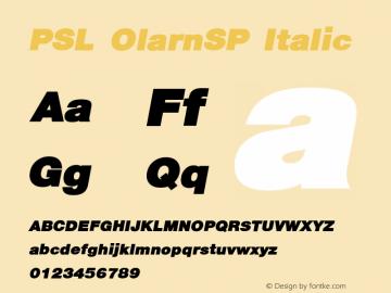 PSL OlarnSP