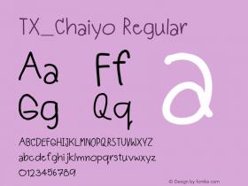 TX_Chaiyo