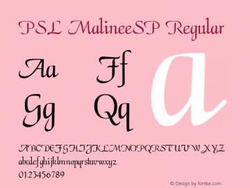 PSL MalineeSP