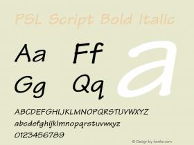 PSL Script