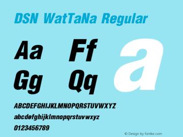 DSN WatTaNa
