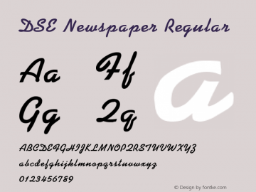 DSE Newspaper