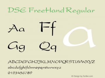 DSE FreeHand
