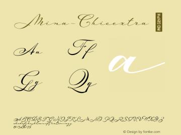 Mina-Chicextra