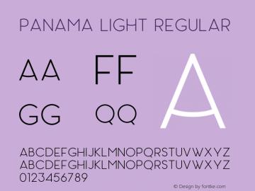 Panama Light