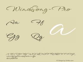 WindSong-Pro