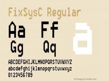 FixSysC