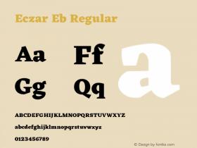 Eczar Eb