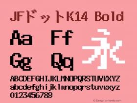 JFドットK14
