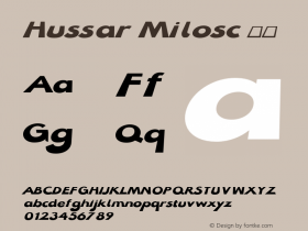 Hussar Milosc