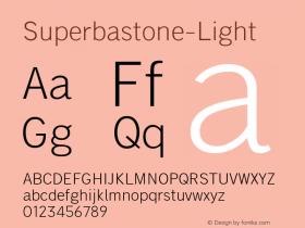 Superbastone-Light
