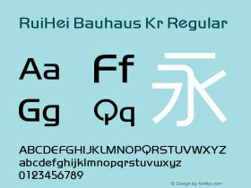 RuiHei Bauhaus Kr