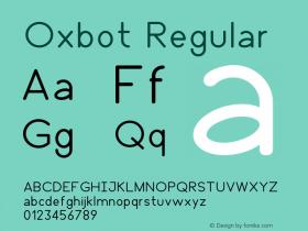 Oxbot