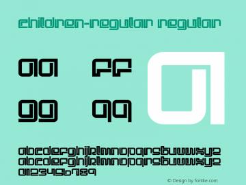 Children-Regular