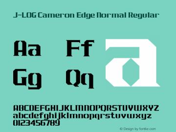 J-LOG Cameron Edge Normal