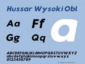 Hussar Wysoki