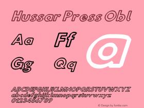 Hussar Press