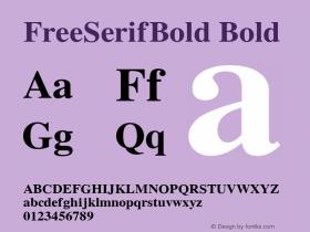 FreeSerifBold