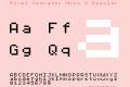 Pixel Operator Mono 8
