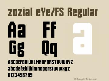 zozial eYe/FS