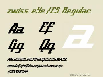 zwiss eYe/FS