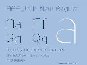AAAWatin New