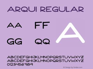 Arqui