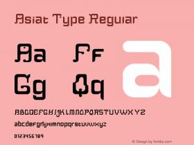 Asiat Type
