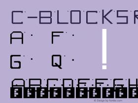 C-BLOCKS