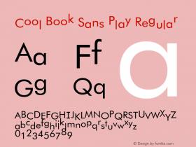 Cool Book Sans Play