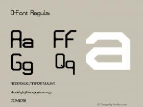 D-Font