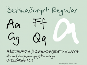 BetinaScript