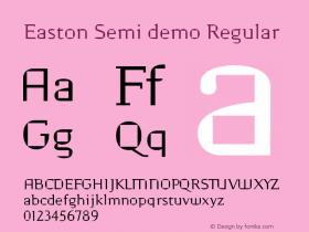 Easton_Semi