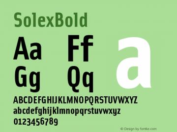 SolexBold