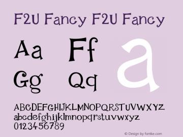 F2U Fancy