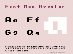Font Man