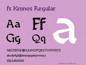 fs Kronos