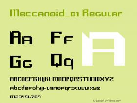 Meccanoïd_01