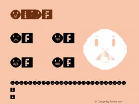 Moustache face