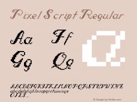 Pixel Script