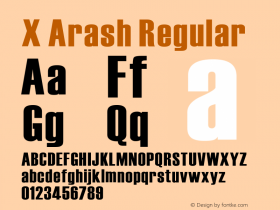 X Arash
