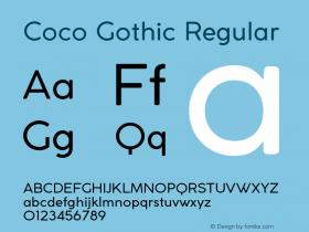 Coco Gothic