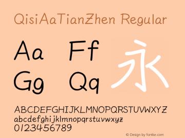 QisiAaTianZhen