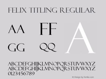 Felix Titling