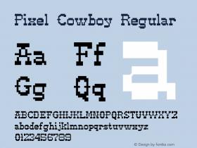Pixel Cowboy