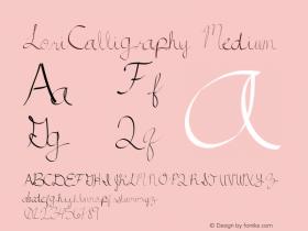 LoriCalligraphy