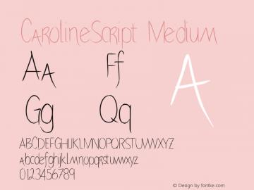 CarolineScript