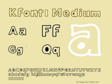 Kfont3