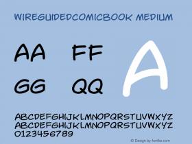 Wireguidedcomicbook